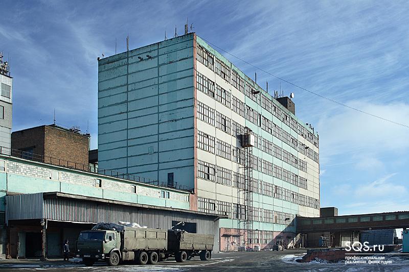 Фотосъемка промышленных зданий, Архитектура, Рекламная фотосъемка, Фотостудия SQS, Екатеринбург.