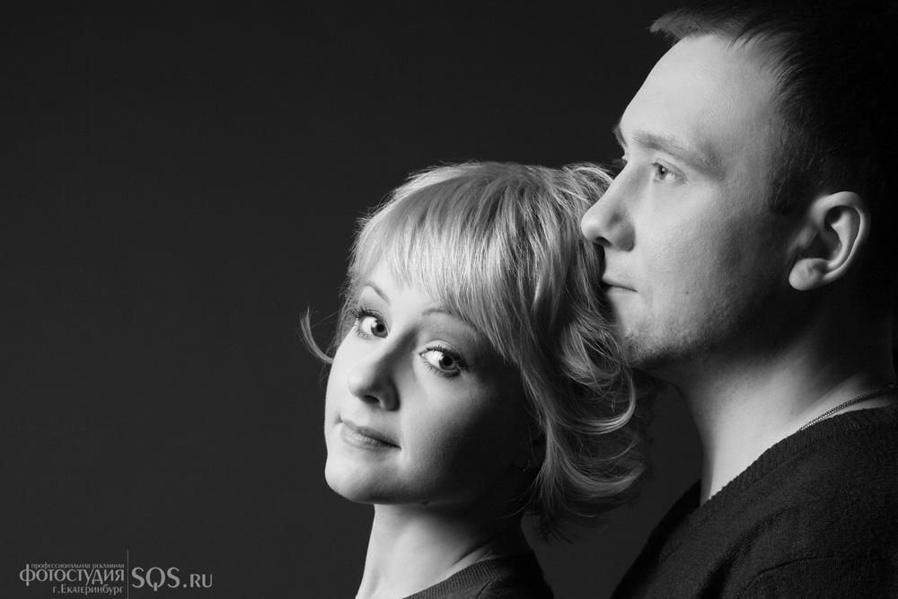 Фотосессия Марины и Дмитрия, Портреты, Фотосессии, Фотостудия SQS, Екатеринбург.