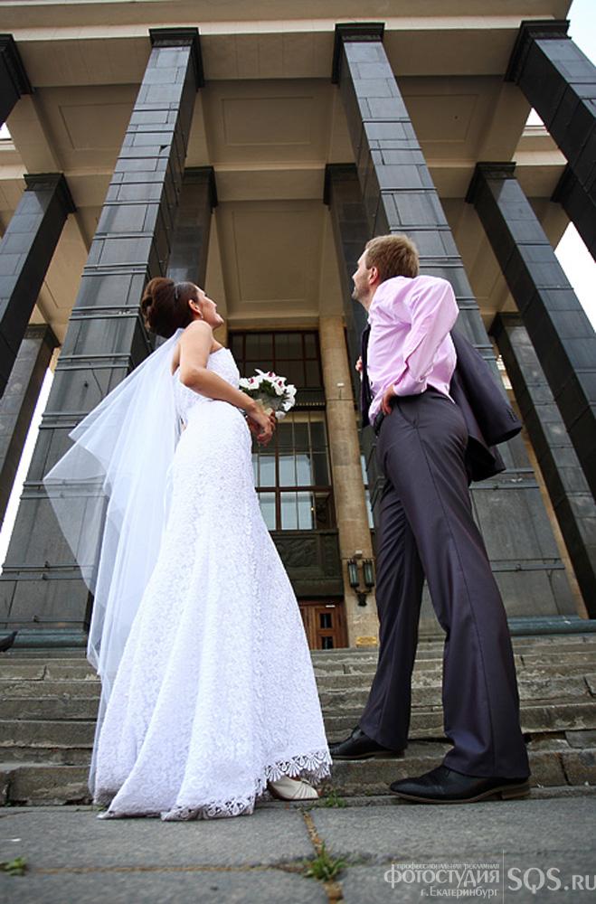 Свадебная фотосессия Артема и Анастасии, Свадьбы, Фотосессии, Фотостудия SQS, Екатеринбург.