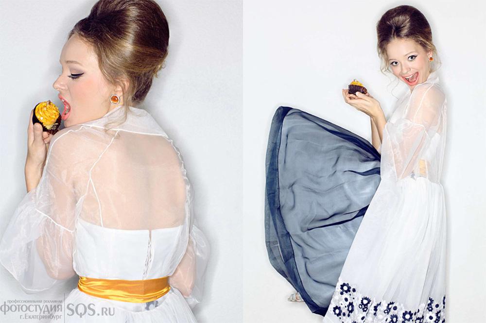 "Фотосъемка для журнала ""Свадьба"" Лето 2012, Мода и красота, Рекламная фотосъемка, Фотостудия SQS, Екатеринбург."