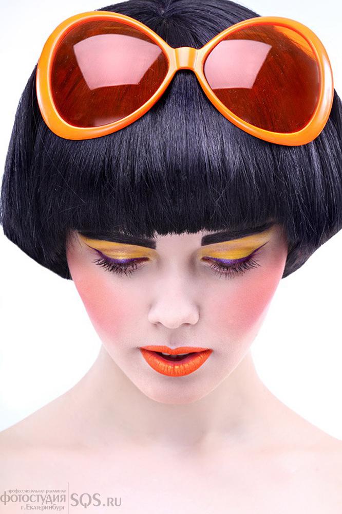 """Фотосъемка """"Color"""", Мода и красота, Рекламная фотосъемка, Фотостудия SQS, Екатеринбург."""
