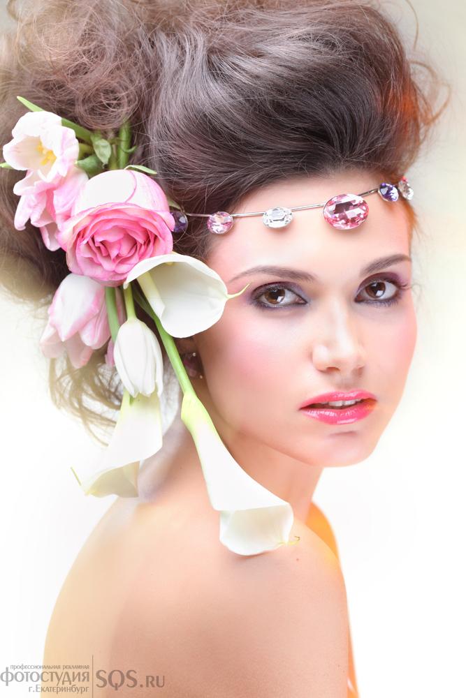 "Фотосъемка для журнала ""Свадьба"" Весна 2011г., Мода и красота, Рекламная фотосъемка, Фотостудия SQS, Екатеринбург."