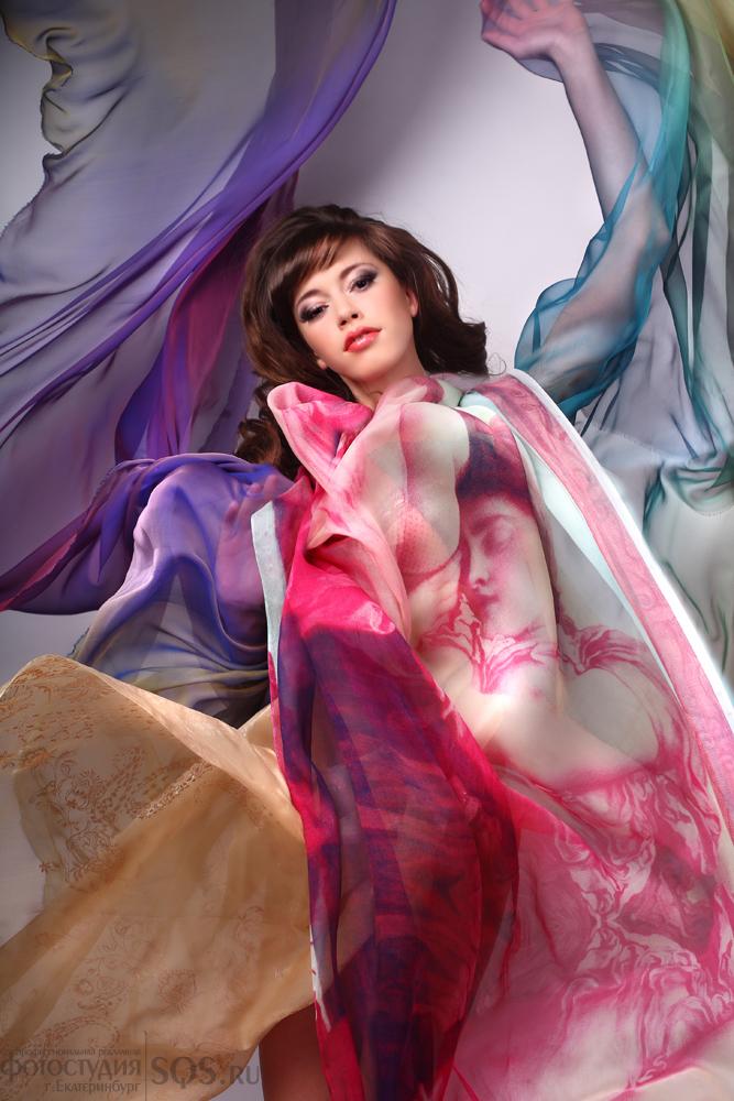 """Фотосессия """"Flying Flower"""", Мода и красота, Рекламная фотосъемка, Фотостудия SQS, Екатеринбург."""