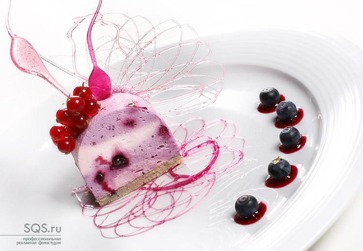 Фотосъемка для нового десертного меню, Еда и напитки, Рекламная фотосъемка, Фотостудия SQS, Екатеринбург.